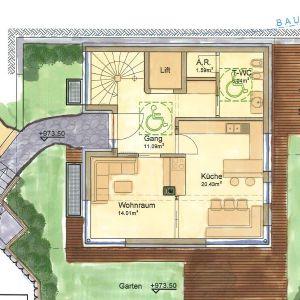 Einfamilienhaus Ritten